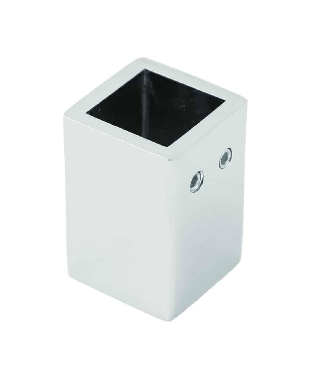 Stabilizatory kwadratowe do kabiny prysznicowej