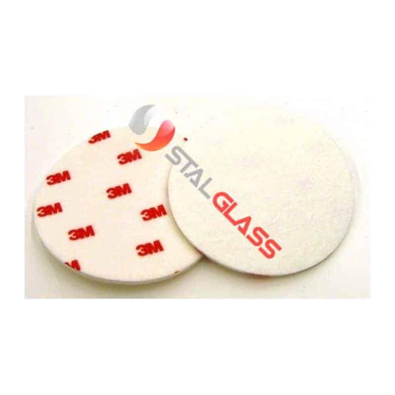 Filc polerski fi 25 na rzep do czyszczenia i polerowania powierzchni 3M (Kopia) (Kopia)