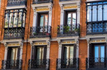balustrady w domu
