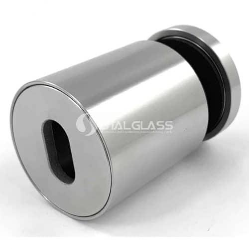 Regulowany punktowy uchwyt do szkła fi 48 mm